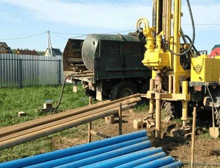 Бурение скважин на воду в Оренбурге